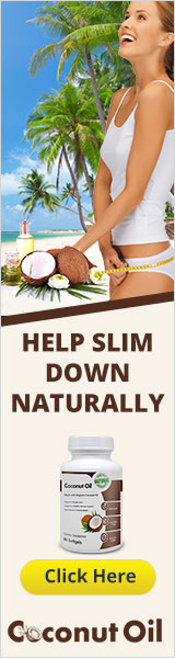 Coconut Oil - Get Rid of Belly Fat