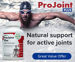 Natural Joint Health Support Pills